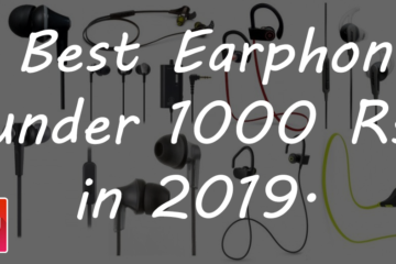 best earphones under 1000 Rs image