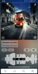 Poweramp MusicPlayer ScreenShot